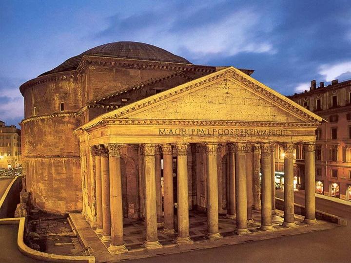 Panteon resimleri - roma rehberi
