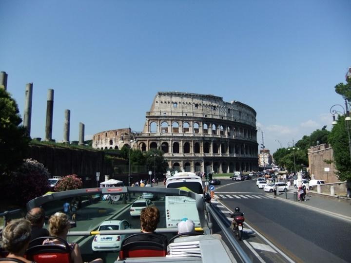 Roma Hop On & Hop Off Otobüsleri - Romada yapılacak şeyler
