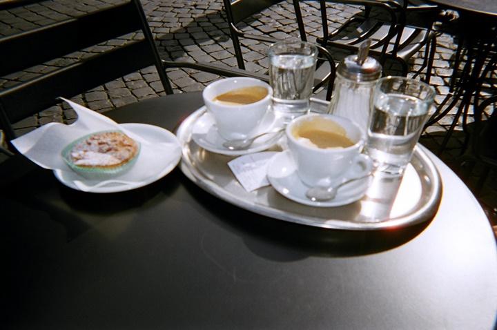 Romada espresso içilecek yerler - romada yeme içme rehberi