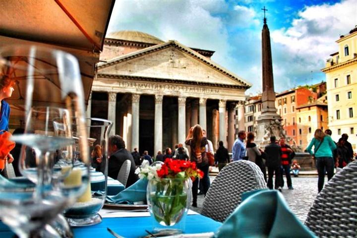 Romada yer alan kafeler - romada gezilecek yerler