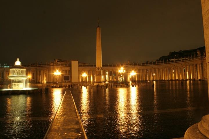 San Pietro Meydanı - roma rehberi
