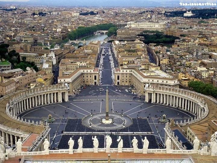 San Pietro meydanı - vatikanda gezilecek yerler