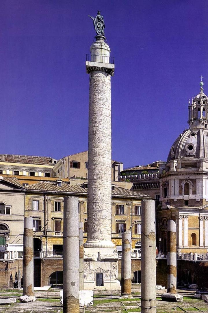 Trojan's column - Trojan's sütunu