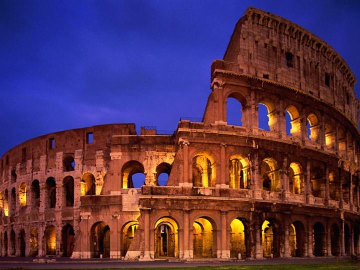 kolezyumun hikayesi - romada gezilecek yerler