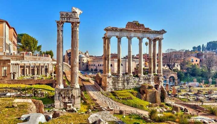 roma forumu - romada gezilecek yerler