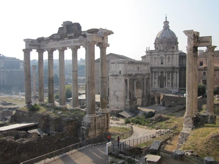 roma forumunda gezilecek yerler