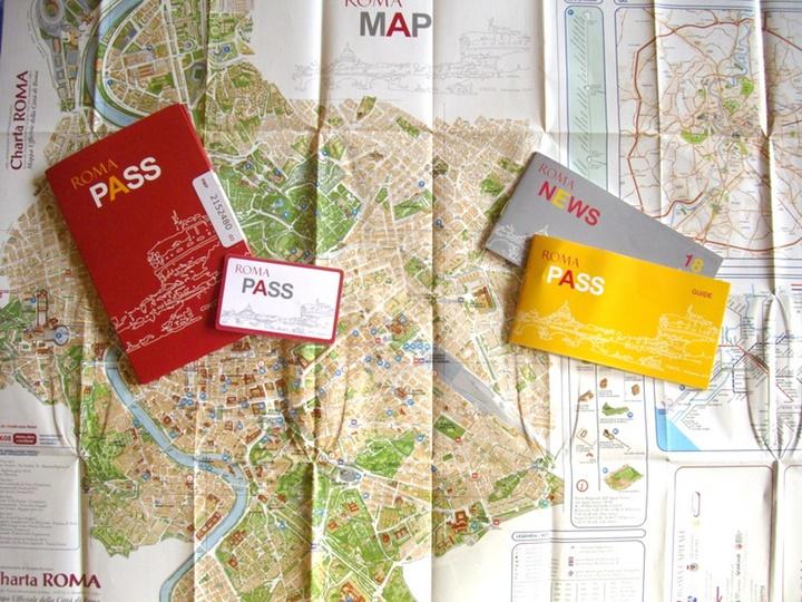 roma pass kartı ile ilgili bilgi