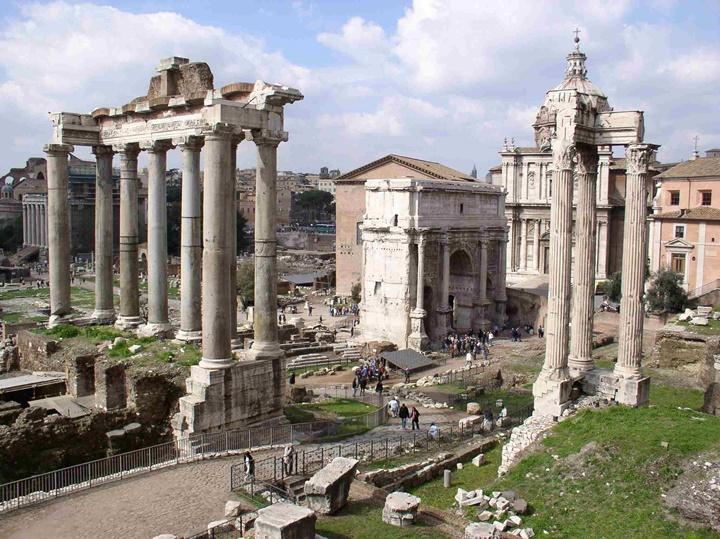 romada gezilecek yerler - roma forumu hakkında bilgi