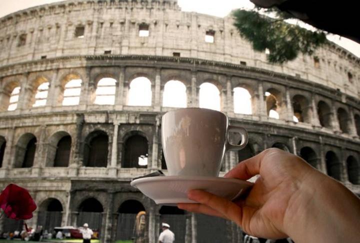 romada kahve içilecek hoş yerler - romada gezilecek yerler