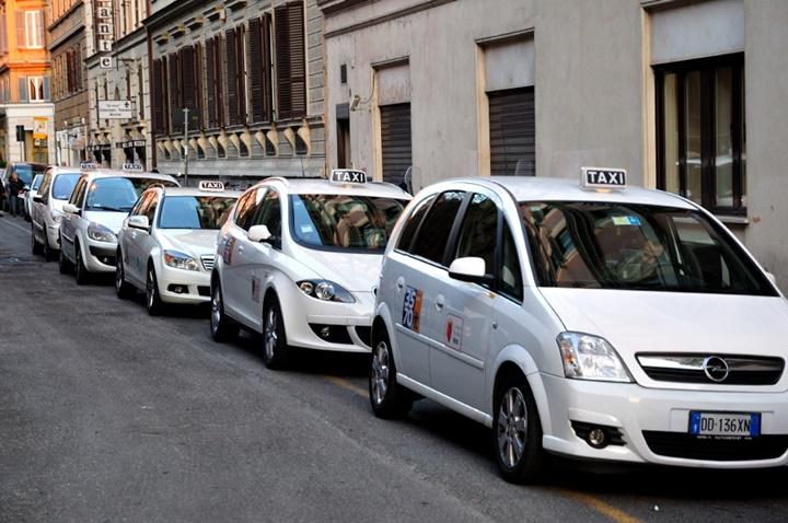 romada taksi ile ulaşım