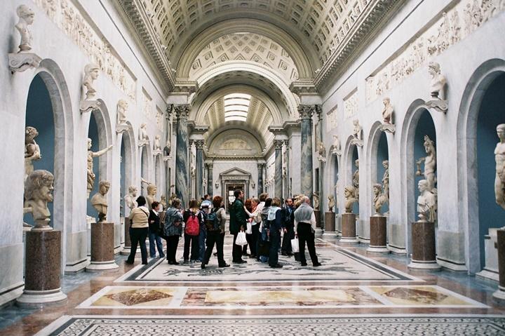 vatikan müzeleri - vatikana ulaşım