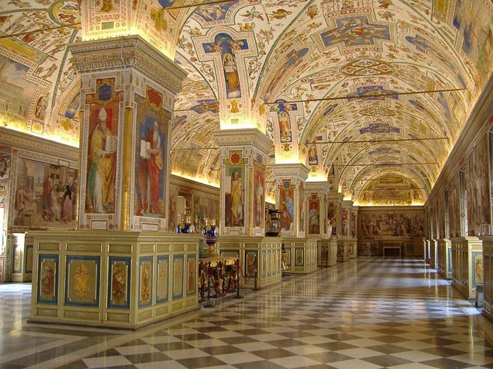 vatikanda gezilecek yerler - romada gezilecek yerler