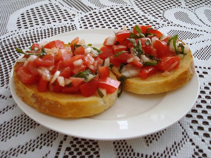 Bruschetta nedir - floransada yeme içme