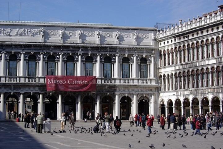 Correr müzesi Venedik