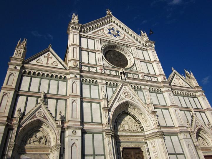 Di Santa Croce Kilisesi - floransa gezi rehberi