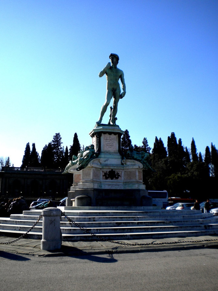 Floransa Michelangelo Meydanı
