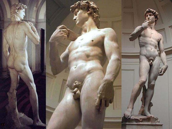 Michelangelo davut heykeli - floransanın görülecek sanat eserleri