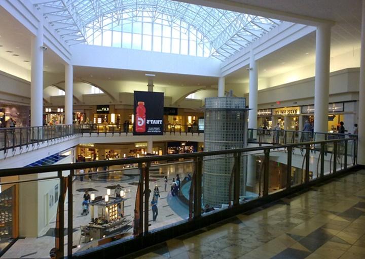 The Mall Floransa - floransada alışveriş merkezleri