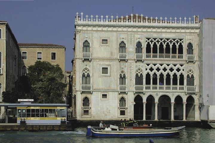 Venedik Ca' d'Oro sarayı - venedikte gezilecek saraylar