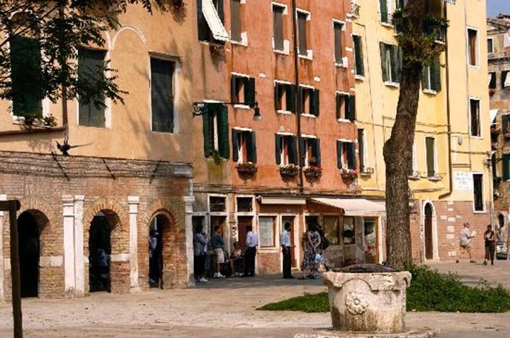 Venedik gettosu