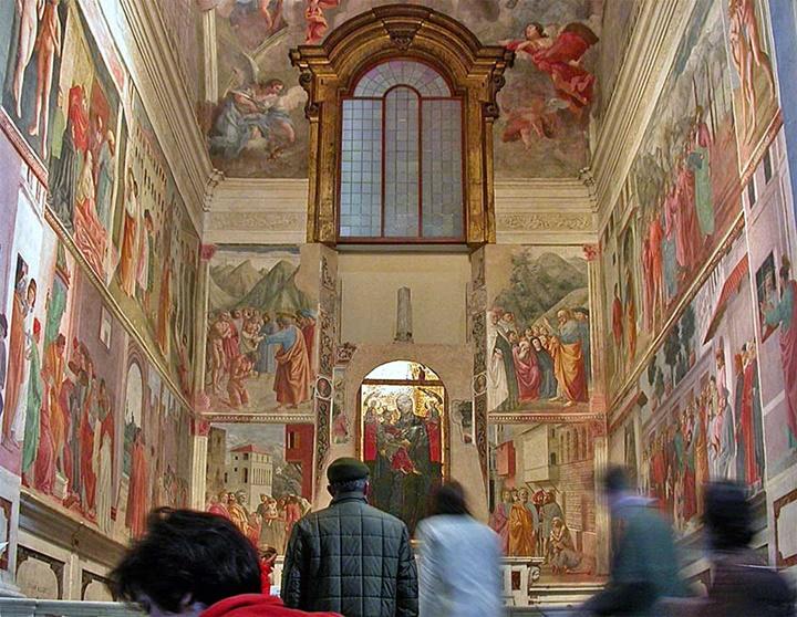 floransa Brancacci chapeli