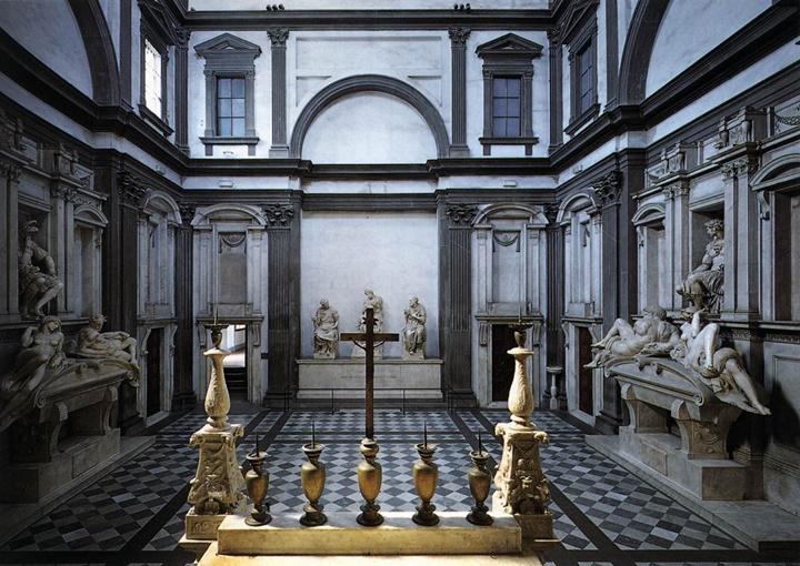 floransa Medici chapeli