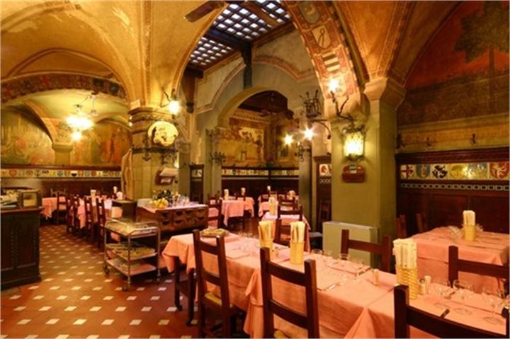 floransa Ristorante Paoli - floransanın en iyi et restaurantları