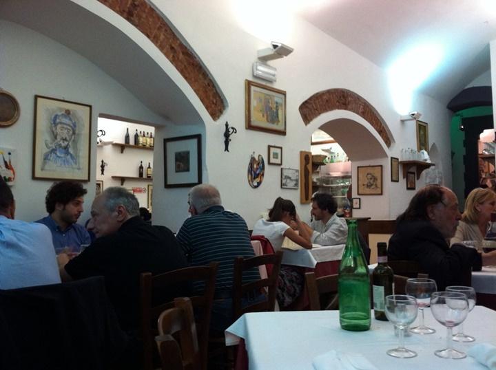Florence: Trattoria del Pennello