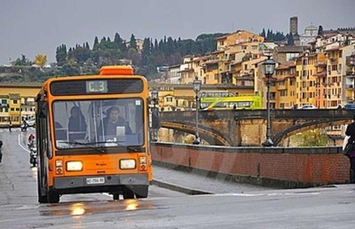 floransanın ekolojik otobüsleri - floransada ulaşım