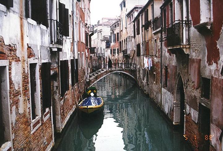 venedik şehir içi ulaşım nasıldır