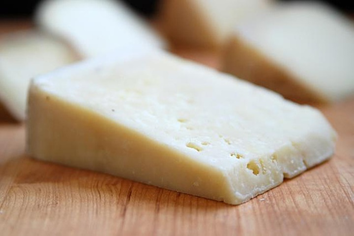 venedik Asiago cheese peyniri - venedikte ne yenir