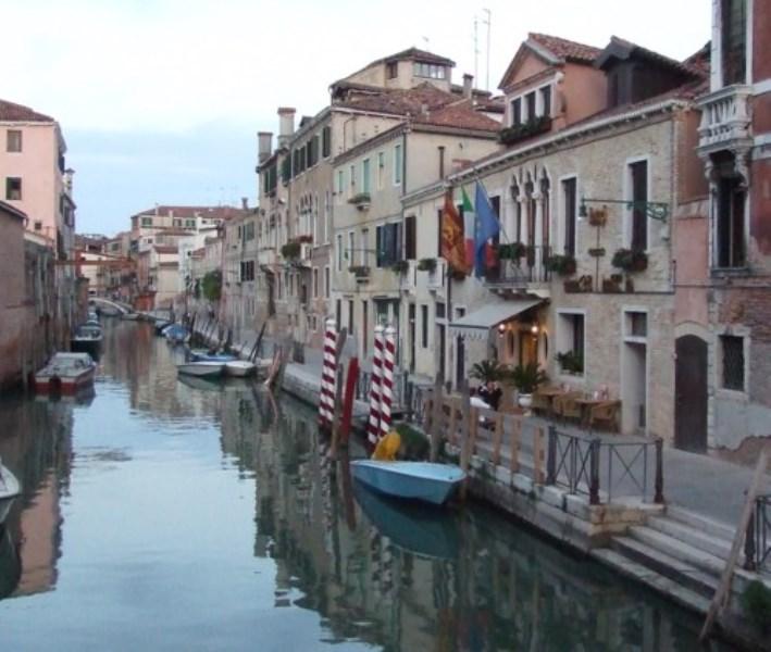venedik Cannaregio bölgesinde konaklama