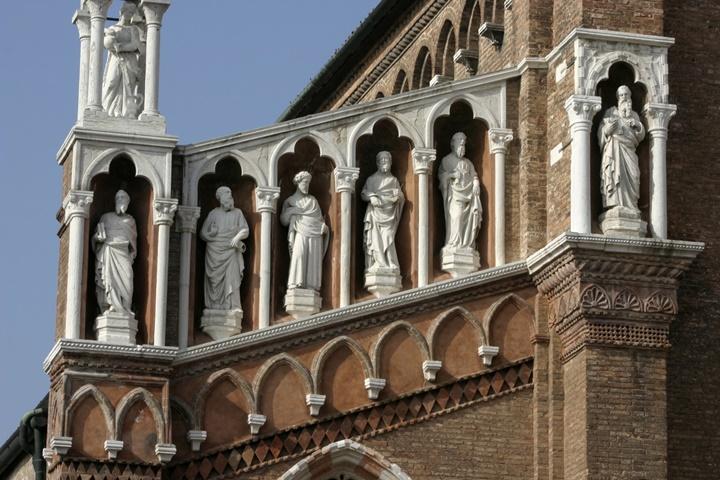 venedik Chiesa della Madonna dell'Orto kilisesi - venediğin ünlü kiliseleri