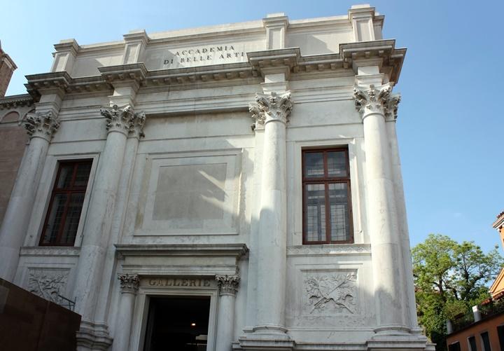 venedik Gallerie dell'Accademia