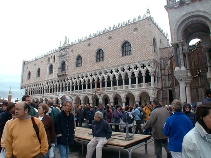 venedik Palazzo Ducale sarayı - venedikte gezilecek saraylar