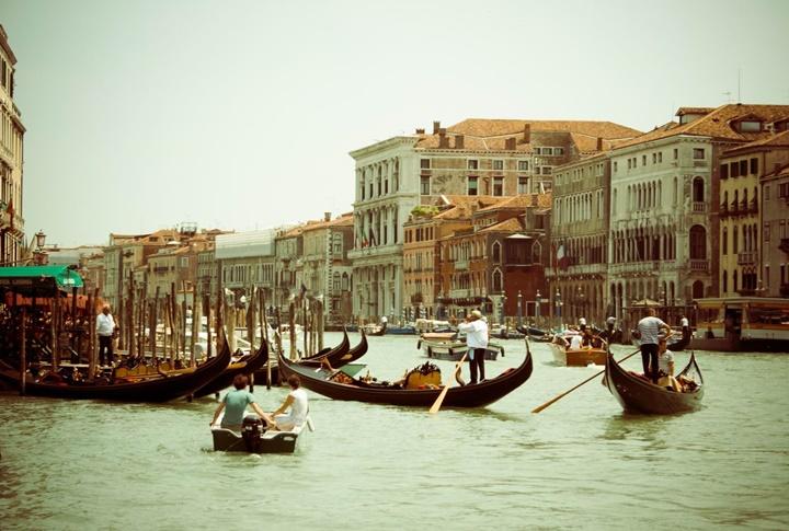 venedik büyük kanal - venedikte gezip görülecek yerler