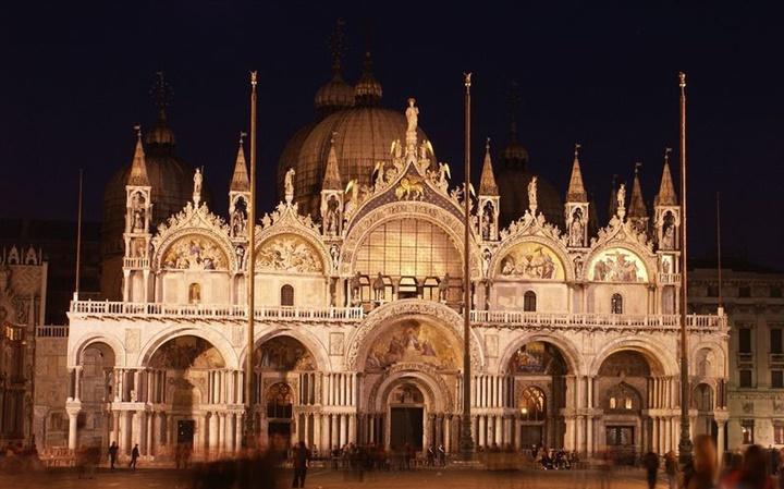 venedik san marco bazilikasının en güzel fotografları
