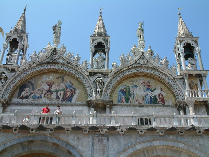 venedik san marco kilisesinin hikayesi