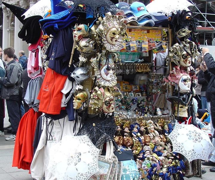 venedikte alışveriş - venedikten neler alınabilir