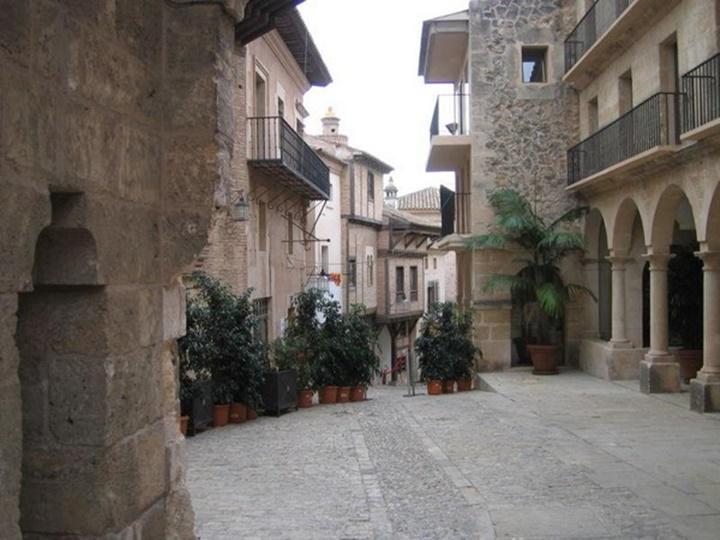Barcelona Poble Espanyol Müzesinin içi ve hikayesi - barcelona köyü müzesi