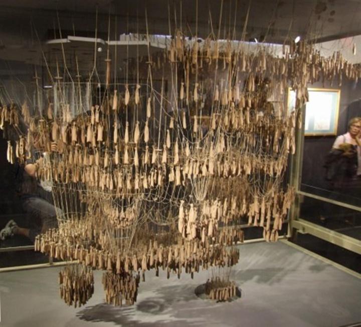 Barcelona Sagrada Familia Kilisesi içinde yer alan müze