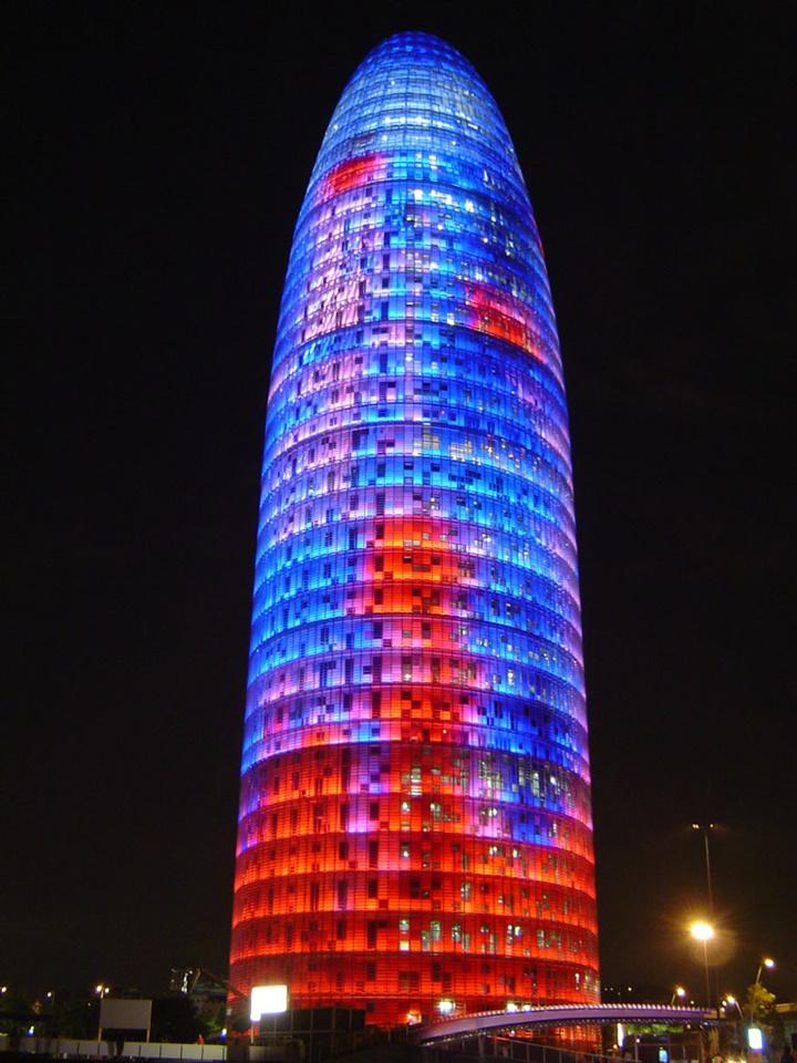 Barcelona Torre Agbar Gökdeleninin hikayesi