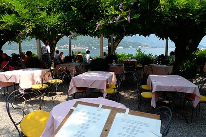 Como Gölü Bellagio Kasabasına ulaşım