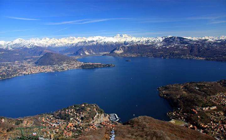 Como Gölü - Maggiore Gölü - milanoda gezilecek yerler