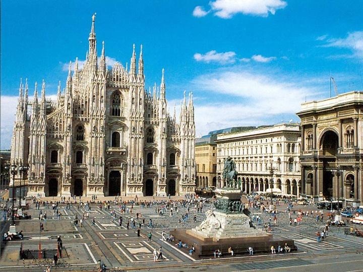 Milano'da Neler Yapılabilir - Milano'da Gezilecek Yerler