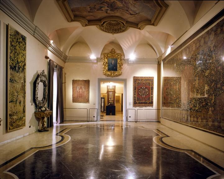 Milano Poldi Pezzoli Müzesinde sergilenen eserler
