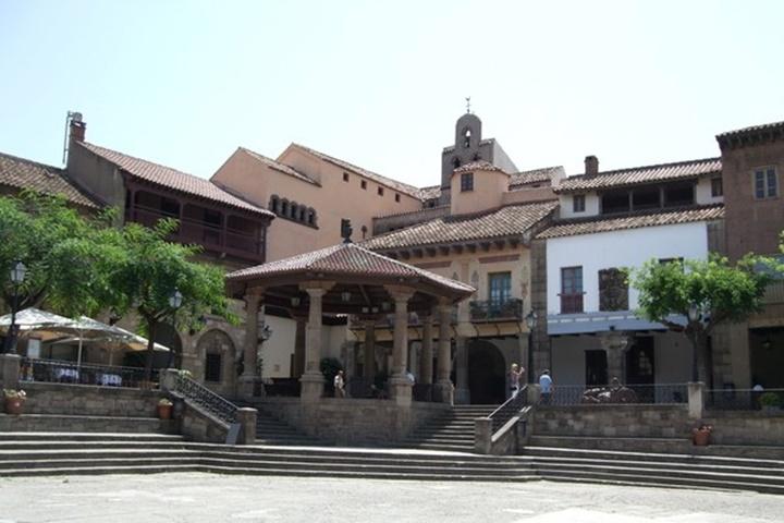 barcelona köyü müzesi