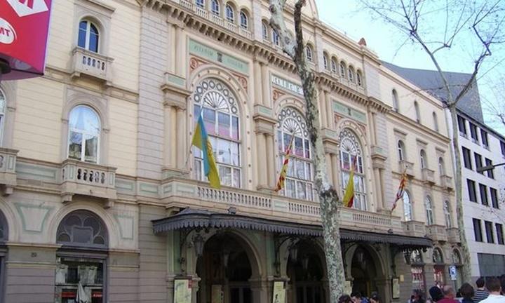 barcelona opera binası - Barcelona Gran Teatre Del Liceu Opera Binası