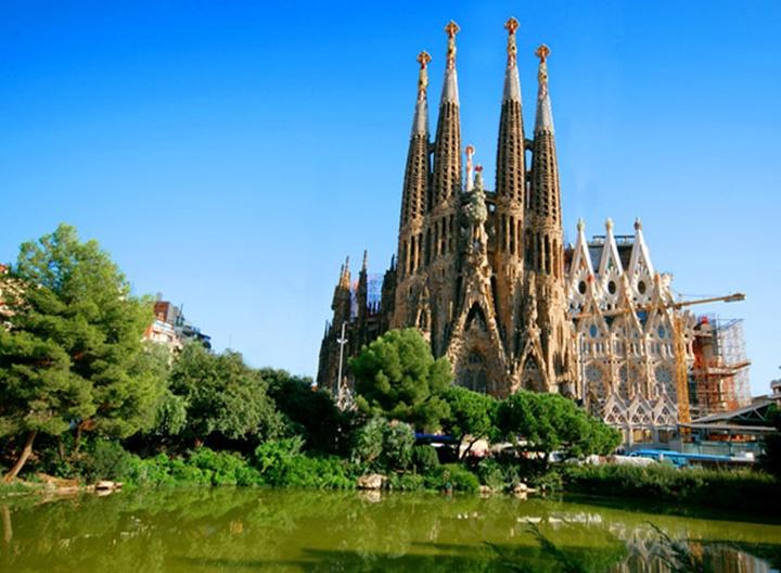 barcelona rehberi - barcelona güzellikleri