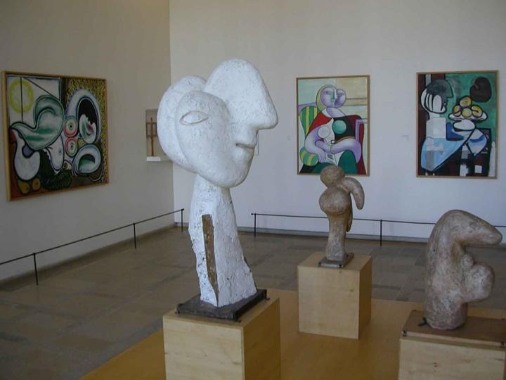 barcelonada gezilecek yerler - Barcelona Picasso Müzesinin içinde sergilenen eserler